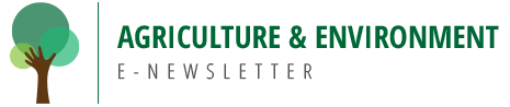 Agriculture & Environment Logo